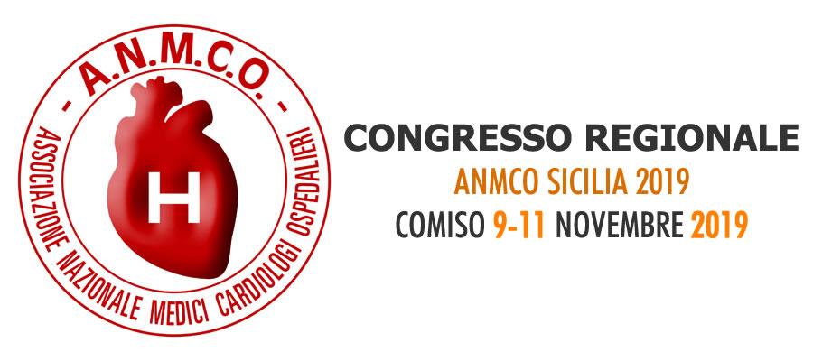 Congresso Regionale ANMCO Sicilia 2019